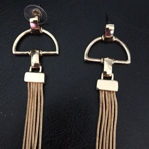 Badgley Mischka Jewelry - New Badgley Mischka Waterfall earrings Unique